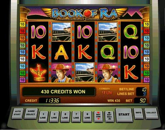 Большой выбор автоматов в казино «Вулкан Платинум»