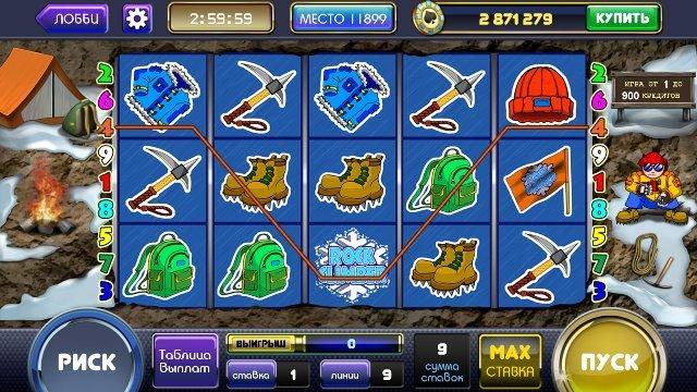 Современные азартные игры в казино SOL