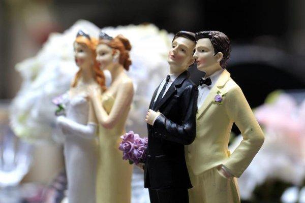 В Австралии зарегистрированы первые однополые свадьбы