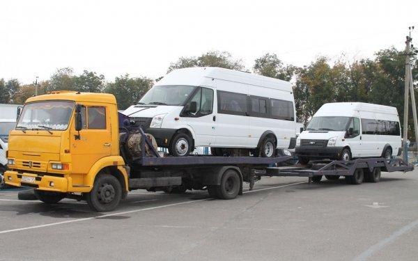 С февраля в Челябинске начнут эвакуировать нелегальные маршрутки