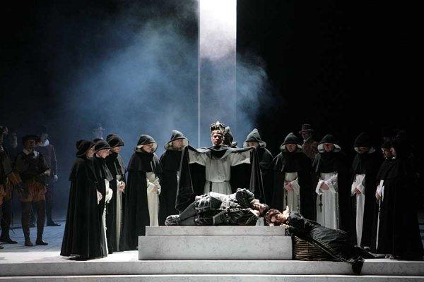 В России состоится показ Парижской оперы «Дон Карлос»