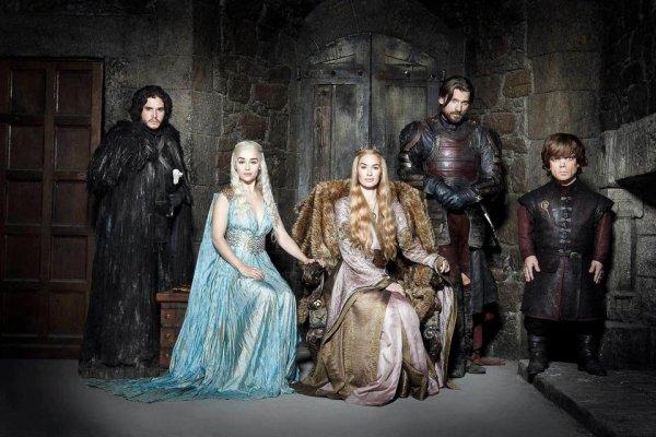 Финальный сезон «Игры престолов» выйдет не раньше 2019 года