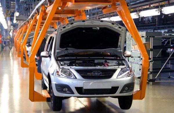 Из-за роста продаж LADA «АвтоВАЗ» ожидает чистый убыток в 2017 году