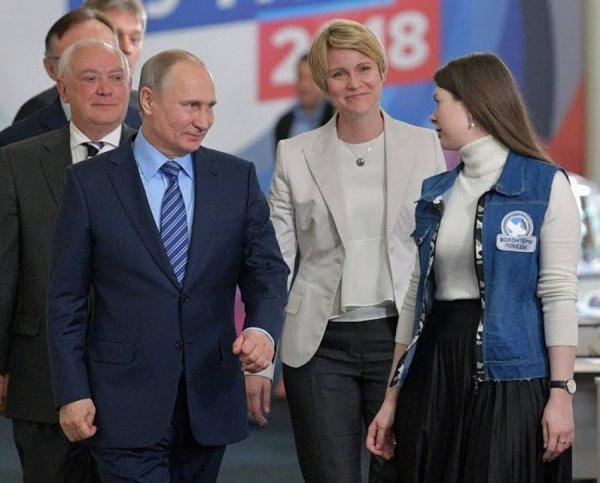 Брянцев Лобуса и Федонина назначили доверительными лицами Путина