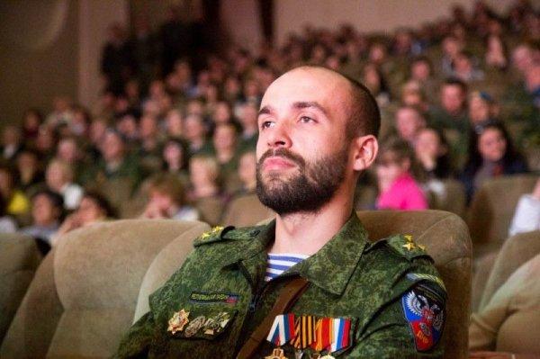 Республиканская гвардия ДНР отметила 3-летие