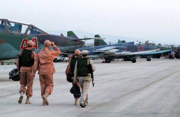 Аналитик прокомментировал ликвидацию боевиков возле Хмеймима