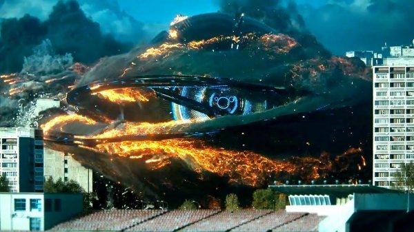 Фантастический фильм Бондарчука «Притяжение» покажут в Британии и Ирландии