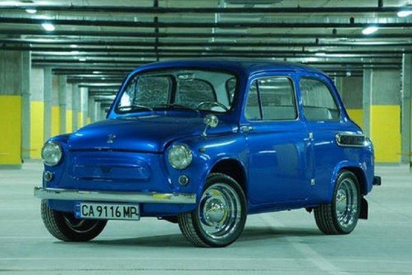 Житель Болгарии продает «горбатый» ЗАЗ-965А за 42 000 долларов