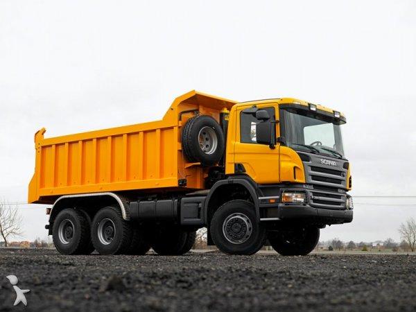 Продажи подержанных грузовиков в России в 2017 году упали на 1%