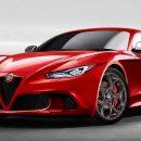 Спорткар Alfa Romeo 6C дебютирует к 2020 году
