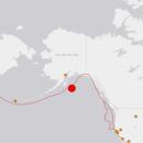 Геослужба США зафиксировала мощное землетрясение у берегов Аляски