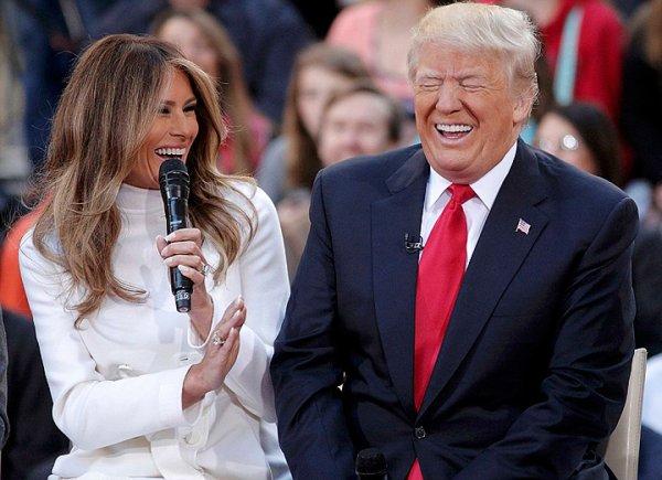 После измены супруга Мелания Трамп перестала ночевать в Белом доме