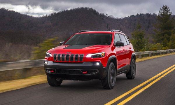 Jeep оценил новый Cherokee 2019 в $25 000