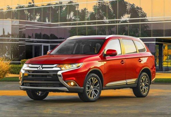Mitsubishi отзовёт в Китае более 50 000 кроссоверов Outlander