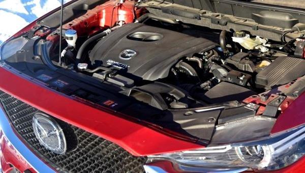 Двигатели Skyactiv-3 от Mazda смогут соперничать с электрокарами