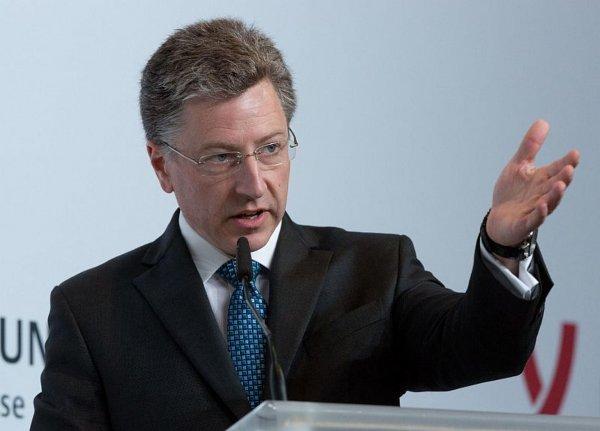 Волкер заявил о бездействии России в урегулировании ситуации на Донбассе