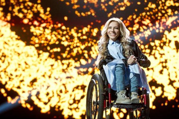 Россия и Украина вместе попали в полуфинал на «Евровидение-2018»