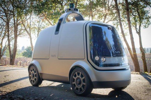 Бывшие инженеры Google построили собственный беспилотник