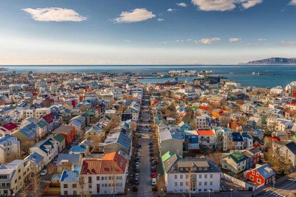 В Исландии запретили имя Андрей