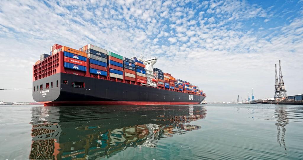 Организация поставок грузов в Украину из Китая