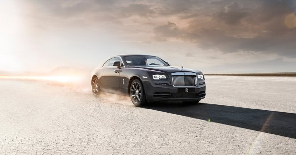 В 2017 году россияне приобрели 85 люксовых Rolls-Royce