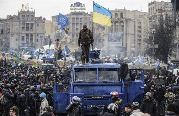 В Сети показали пули, летевшие в силовиков на Майдане