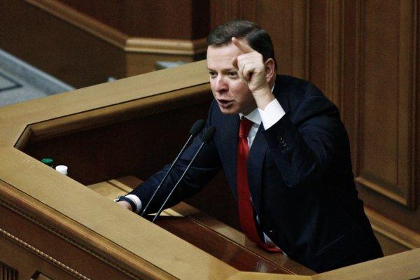 Ляшко «задолбали» с вопросами о Саакашвили