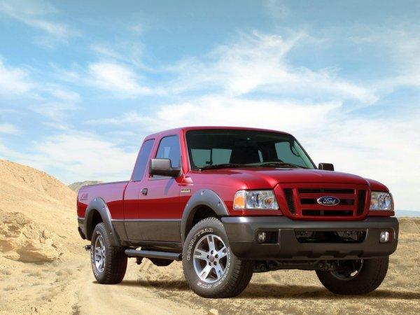Ford экстренно отзывает 33 000 пикапов Ranger из-за подушек Takata