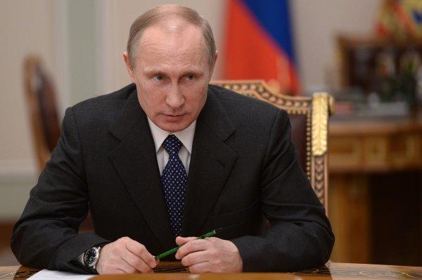 Первый канал отложил показ финальной серии фильма о Путине