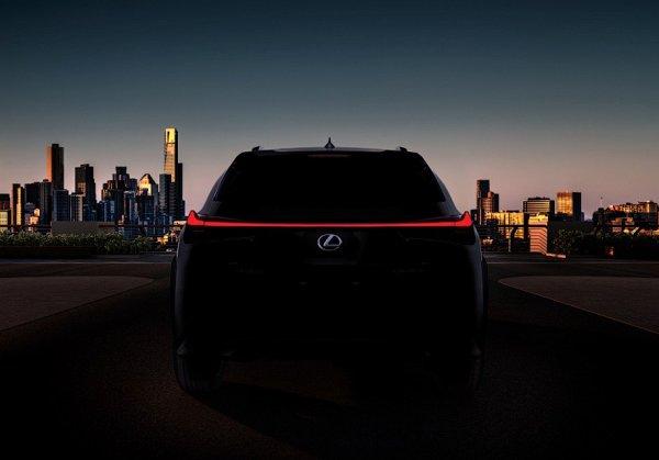 Серийный кроссовер Lexus UX дебютирует на мотор-шоу в Женеве