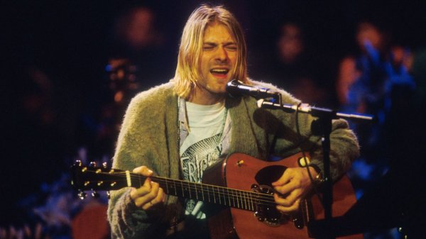 20 февраля 1967 года родился лидер Nirvana Курт Кобейн