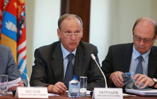 Николай Патрушев: Google и Yahoo опасны для чиновников