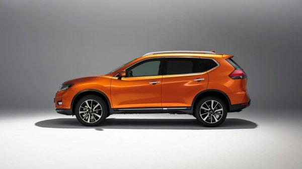 Обновлённый Nissan X-Trail начали продавать в Украине