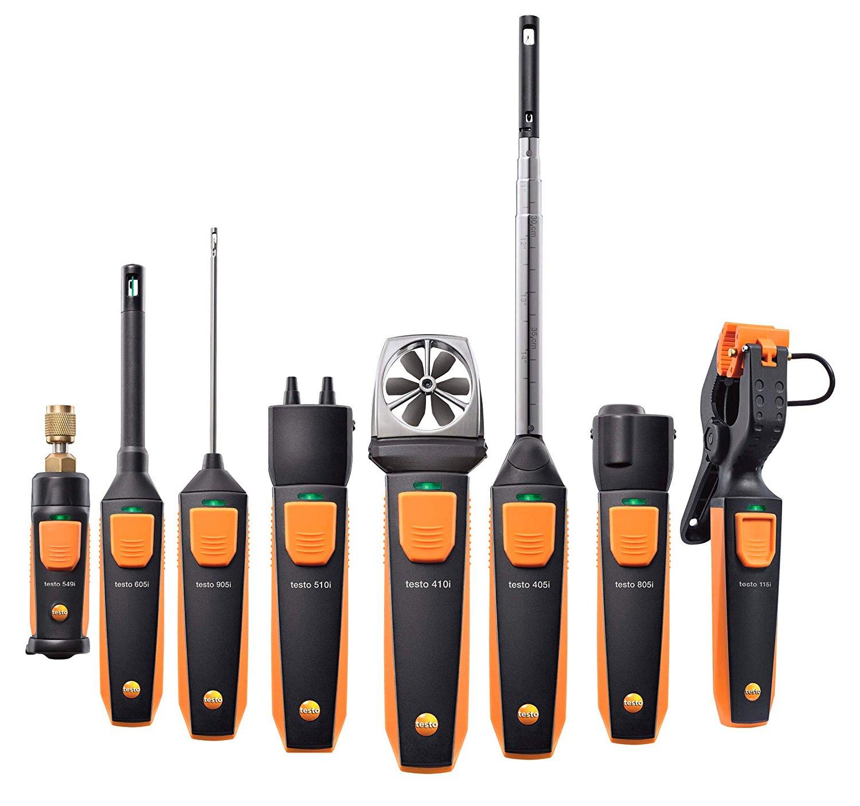 Большой список качественного измерительного оборудования