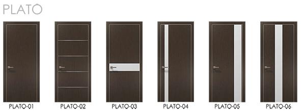 Большой выбор современных качественных дверей