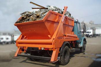 Круглосуточные услуги вывоза мусора в Ленинградской области