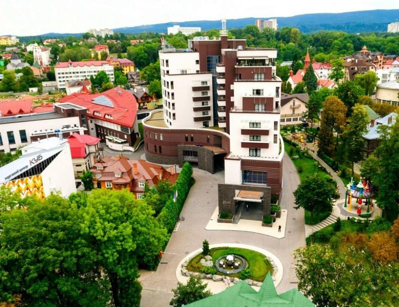 Лучшие курортный комплекс Львовской области