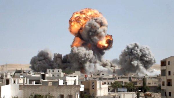 В Сирии погиб военнослужащий армии России