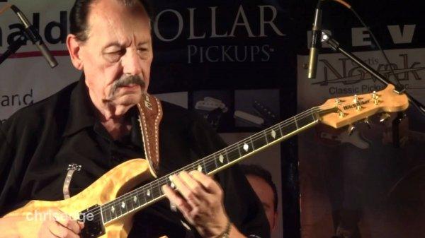 Скончался  гитарист The Ventures Ноки Эдвардс