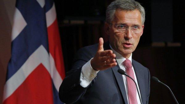 Столтенберг рассказал о присутствии войск НАТО в Восточной Европе