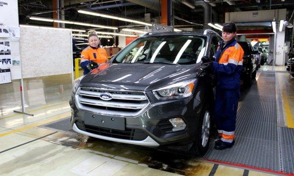 Ford Sollers наладит выпуск коробок передач в России