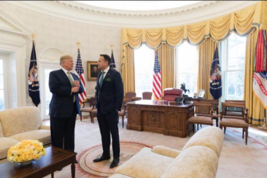 В кармане Дональда Трампа обнаружили травку