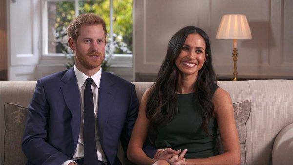 Принц Гарри пренебрег брачным контрактом перед свадьбой с Меган Маркл