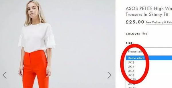 Женщин со средней фигурой взбесила одежда с аномально узкой талией