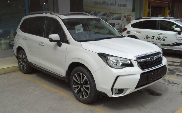 Рассекречен дизайн нового Subaru Forester