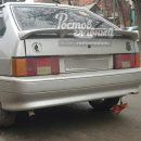 В Ростове катается автомобиль с
