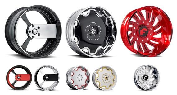 Большой выбор литых дисков отличного качества