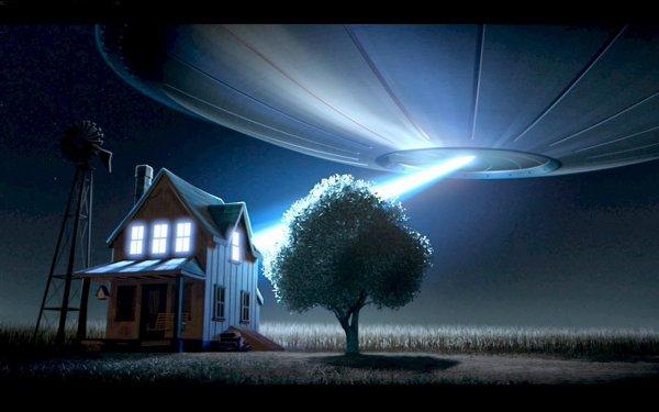Американец продает ранчо за бесценок из-за нашествия НЛО и пришельцев