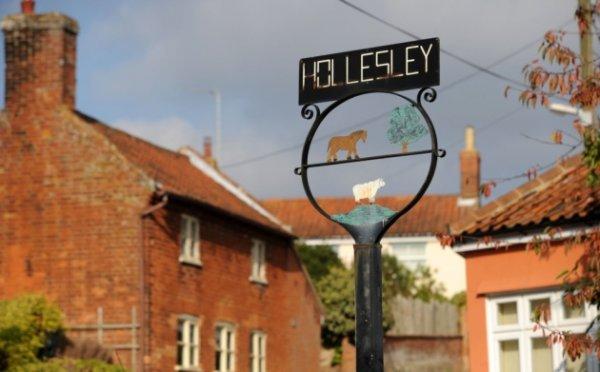 Деревня в Британии стала местом жительства пришельцев