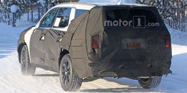 Дизайнеры показали, как может выглядеть Hyundai Palisade